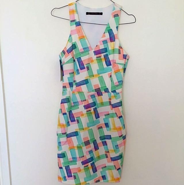 Zara XS Dress