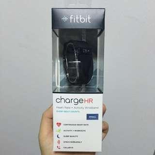 Fitbit Charge HR Small Black (BNIB)