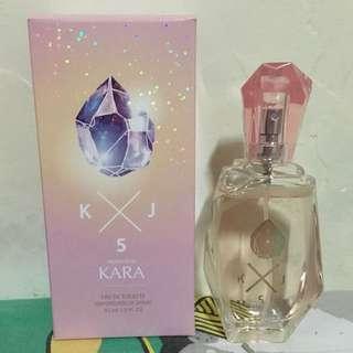 韓國女子團體 KARA x K5J淡香水 45ml