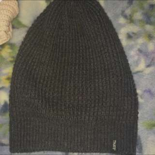 Charcoal Grey TNA Winter Hat
