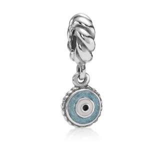 Evil eye Pandora Charm authentic