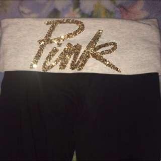 VS PINK flared Yoga Pants XXS