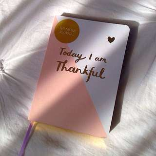 New✨Kikki.K Thankful Journal