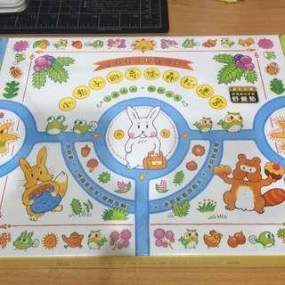 小兔子的森林迷宮#親子共讀3y