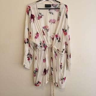 Pending Minkpink Kimono. Size M/L