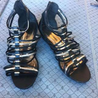 {9} Strappy Sandals