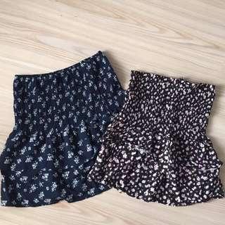 2 summer skirts
