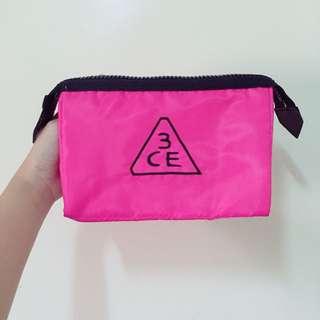 正品3CE化妝包✨