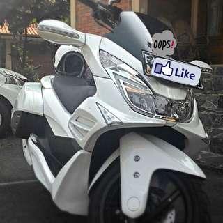 Honda New PCX 150Cc White