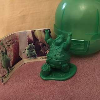 熊貓之穴/二代綠色胖大兵✨