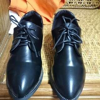 牛津鞋(黑色)