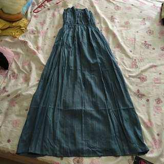 ✨全新✨平口長洋裝