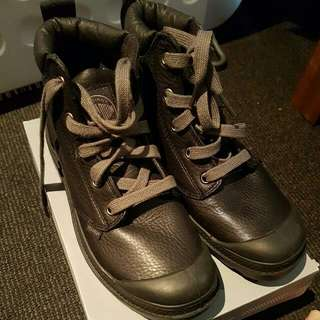 Palladium Women Leather Boots