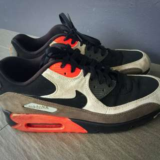 RESERVED - Air Max UK 8 - Authentic- Not Available In Singapore