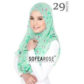 SofeaRose Selena Instant Shawl