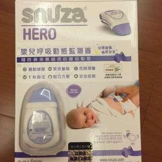snuza hero 寶寶呼吸監測器