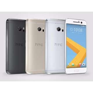 HTC 10 32g 空機 免卡分期付款 可搭配門號