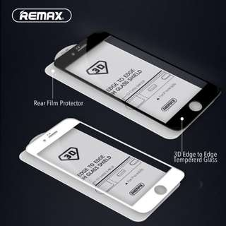 iPHONE 3D EDGE TO EDGE 9H PREMIUM TEMPERED GLASS SCREEN PROTECTOR 0.15mm!