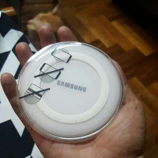 SAMSUNG S6 WIRELESS CHARGER