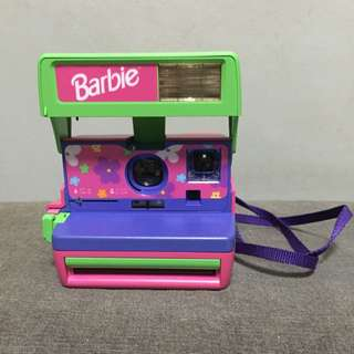 Polaroid Barbie Edition
