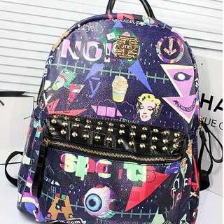 Jtxs doodle Backpack