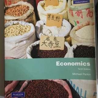 Economics 經濟學 原文書