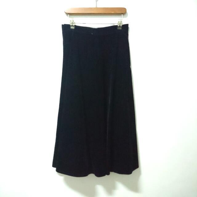 古著 圓裙 窄裙 A字裙