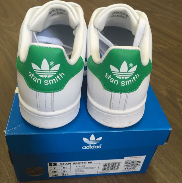 Authentic Adidas Stan Smith Women S75139