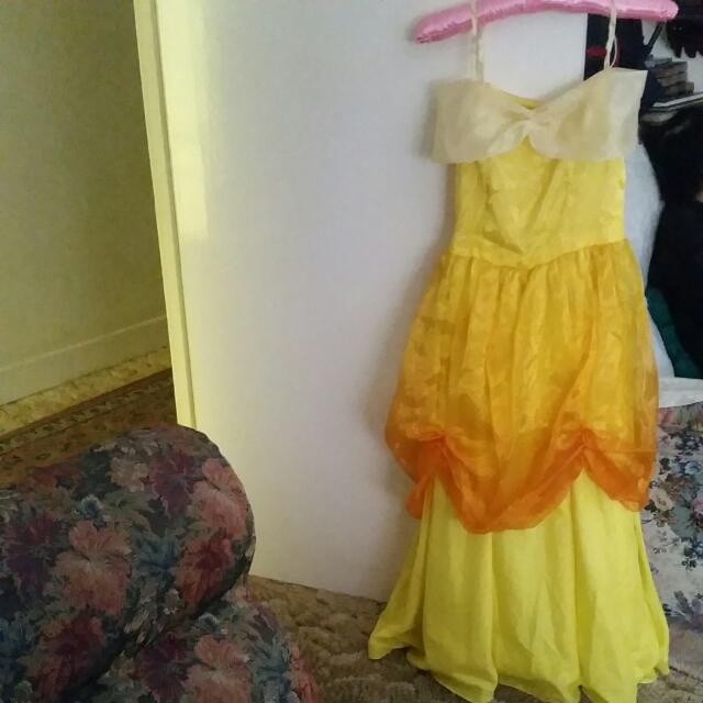 Belle Adult Size Costume