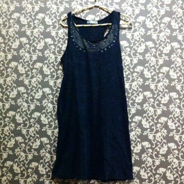 Black Grunge Dress