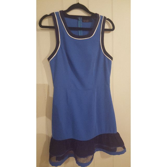 Blue Wish dress