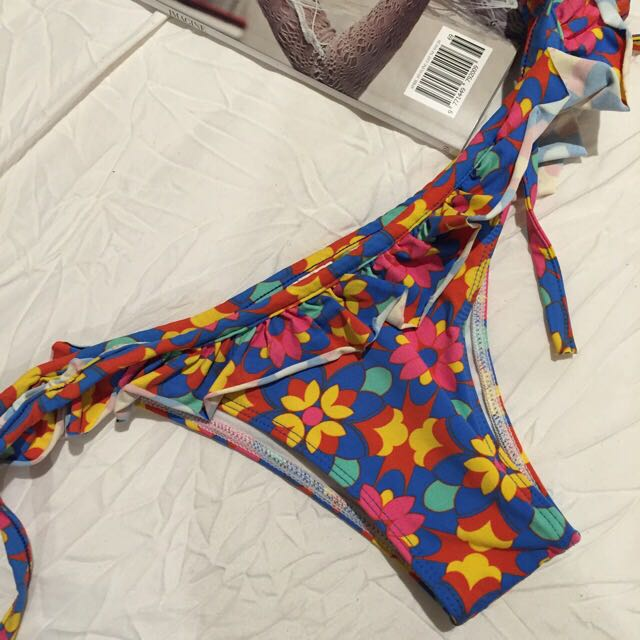 Brazilian Bikini Flowers