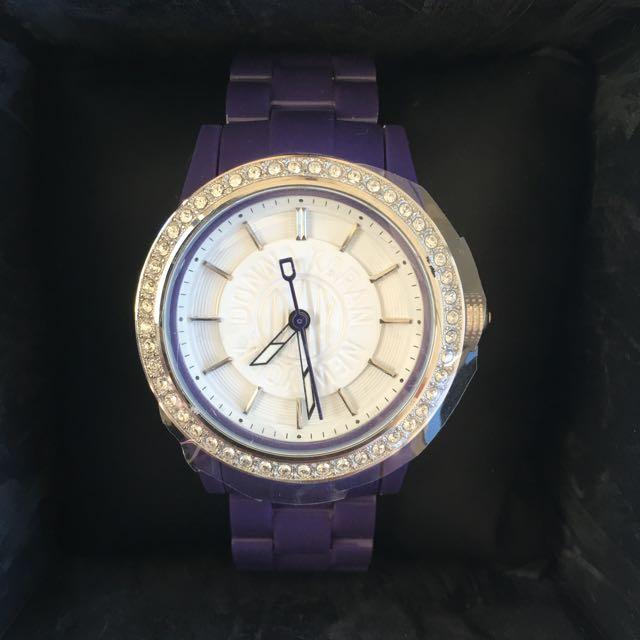 DKNY Quartz Crystal Watch