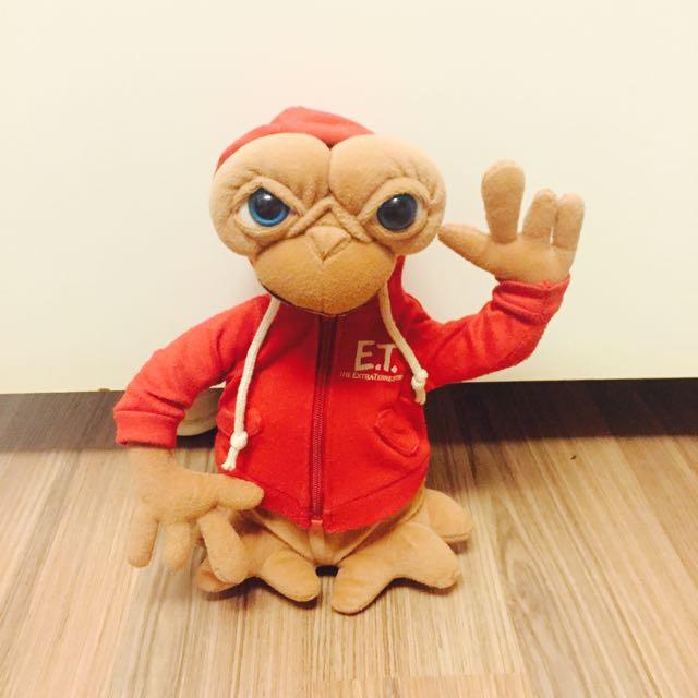 🔑收藏🔑日本環球影城ET娃娃