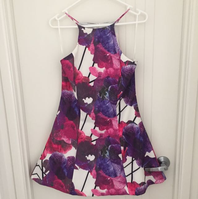 Floral Ava dress Size 12