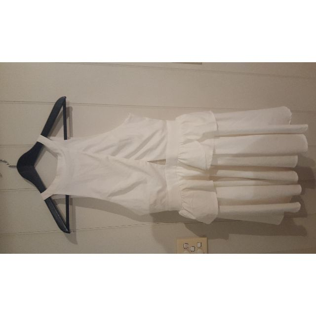 Gorgeous white dress, 10, never worn