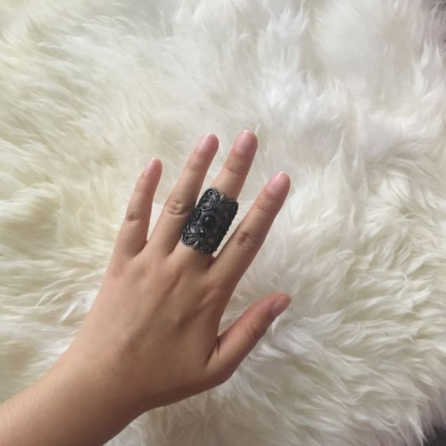 Gothic-style Ring