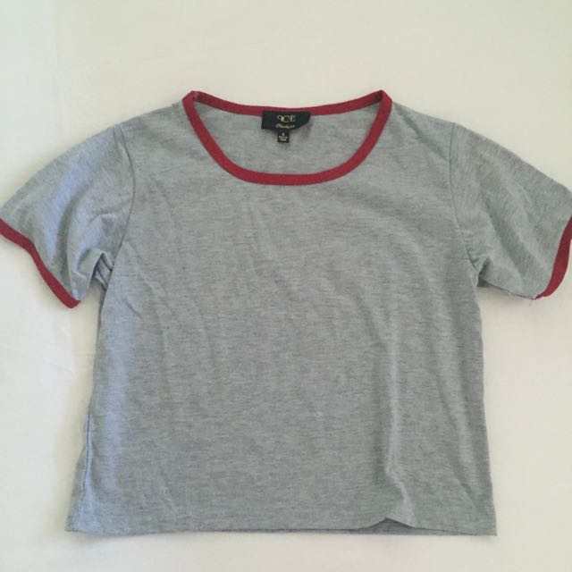 ICE Ringer Tee Size Small