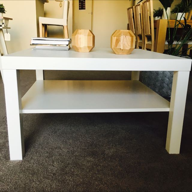IKEA LACK Coffee table, white