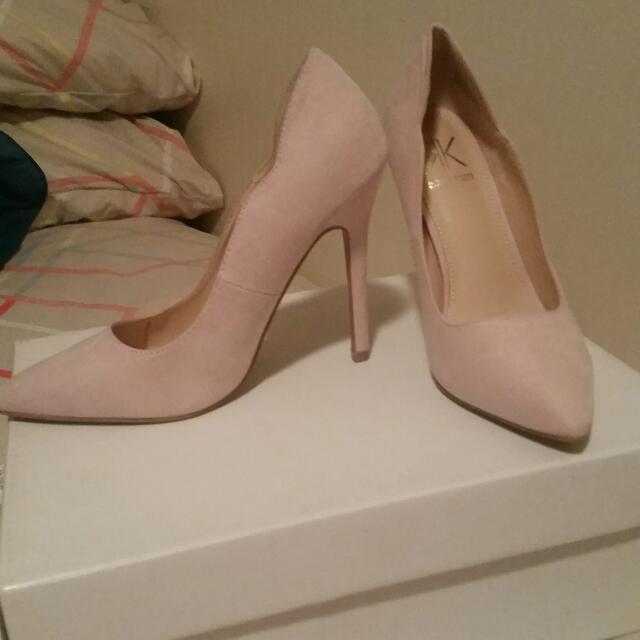 Kardashian Heel