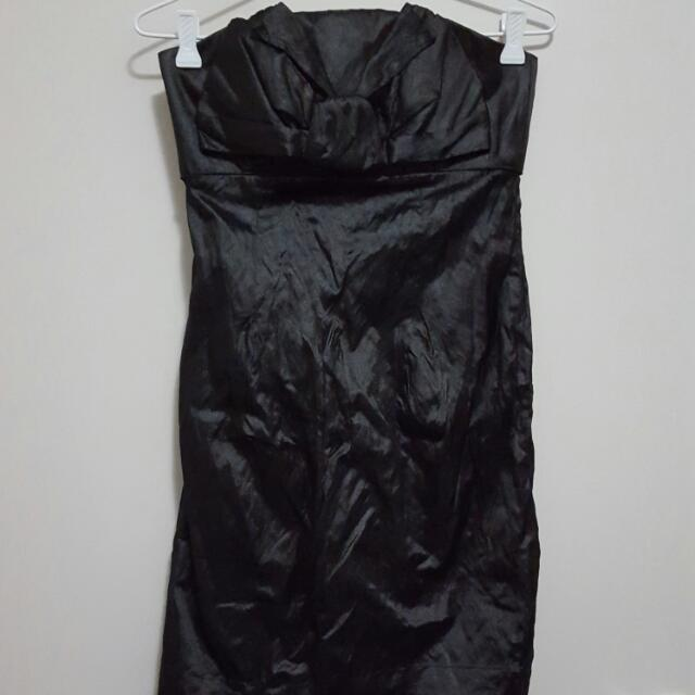 Karen Walker Black Dress