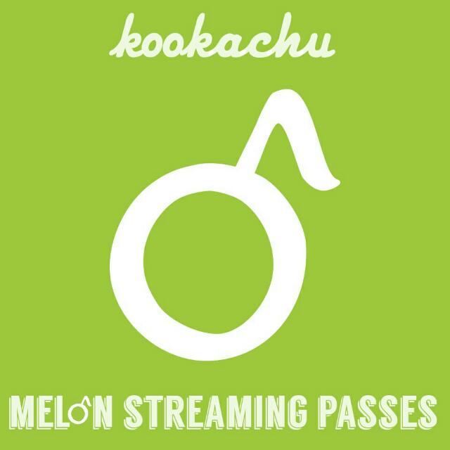 melOn 멜론 streaming passes, Entertainment, K-Wave on Carousell