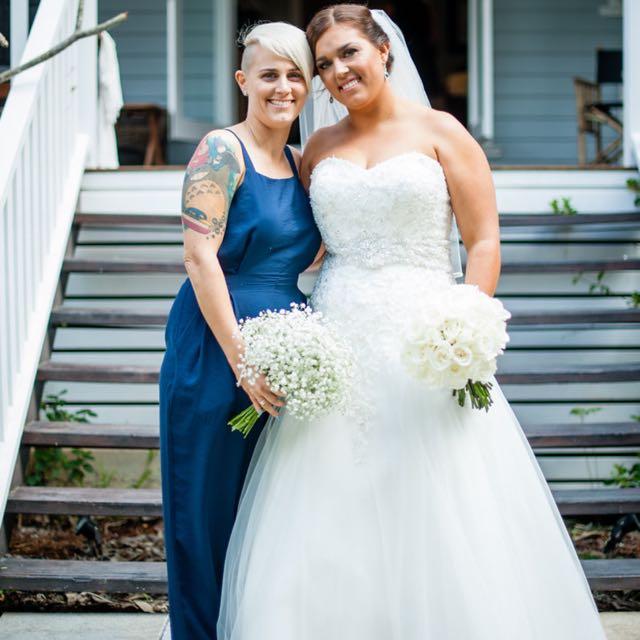 Mia Salano Wedding Dress