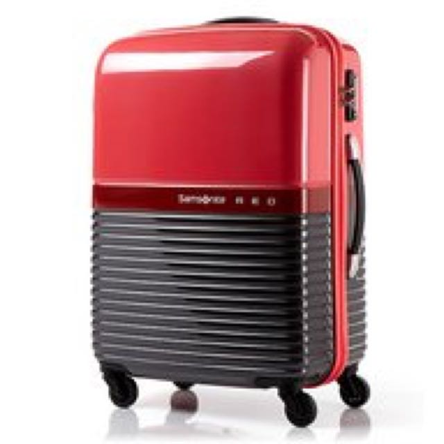 f0516d420 (New) Samsonite Red Robo 65/24 lugguage, Everything Else on Carousell