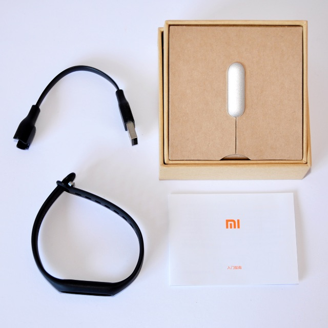 NEW XIAOMI Mi BAND HEART RATE SMART FITNESS BAND WEARABLE TRACKER!!