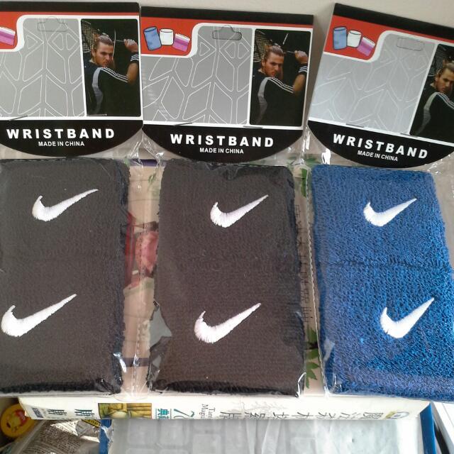 Nike運動護腕(1包2入)含運