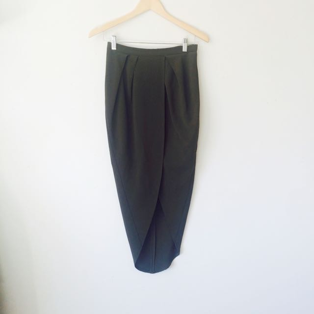 Pilgrim Wrap Shirt Size 8