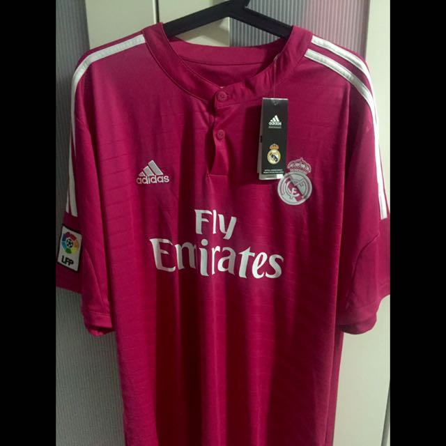 100% authentic a6c52 3f3ca Real Madrid Away Jersey