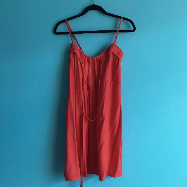 SZ 8 Red cocktail dress
