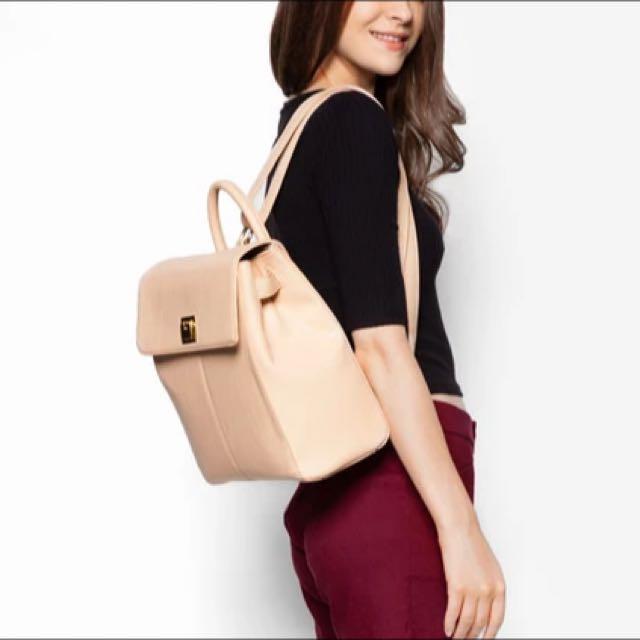 Two Way Everyday Backpack (tas untuk sekolah / kuliah)